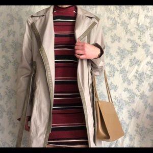 Via spiga designer coat